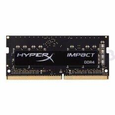 ทบทวน Kingston Ram For Notebook 8 2400 Kingston Hyper X Hx424S14Ib2 8