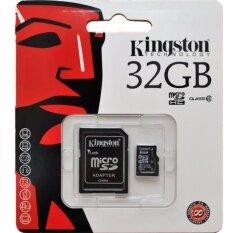 ซื้อ Kingston เมมโมรี่การ์ด Sdc10G2 32 Gb Sdhc Sdxc Class 10 Uhs I Micro Sd Card With Adapter ออนไลน์