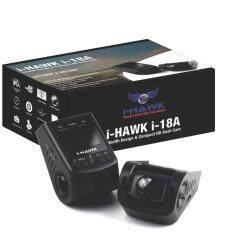 ราคา ราคาถูกที่สุด กล้องติดรถยนต์ I Hawk I 18A Camera Video Dash Cam Recorder Hd1080P And Hd720P แถมฟรี 16Gb Tft Sd Card
