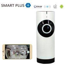กล้องวงจรปิด 180 Degree VR Panorama Camera HD 1.0 MP Wireless WIFI IP Camera Home Security
