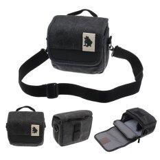 ราคา กระเป๋ากล้อง สะพาย ขนาดพกพกสะดวก ใช้ได้ทั้งกล้อง Dslr และ Mirrorless สำหรับ Canon Nikon Sony Fujifilm ใน กรุงเทพมหานคร
