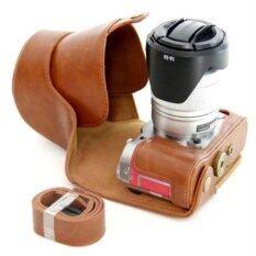 ซื้อ กระเป๋ากล้องกระเป๋าเคสครอบสำหรับ Fuji Xa3 Full Case Bagboxcamera เป็นต้นฉบับ