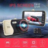 ขาย Ks Car Camera กล้องติดรถยนต์ กล้องหน้า กล้องหลัง หน้าจอ 4 Hd 1080P Car Dashcam Video Register Camera รุ่น T812