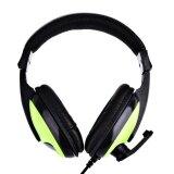 ซื้อ หูฟัง Kubite T155 3 5Mm Deep Bass Audio Pc Gaming Headset Over Ear Headphones With Mic Intl ใน จีน