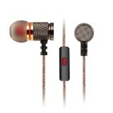 โปรโมชั่น Kz Ed2 Professional In Ear Earphone Metal Heavy Bass Sound Quality Music Earphone China S High End Brand Dj Xbs Bass Earphone Hifi Headset Fone De Ouvido With Microphone Intl