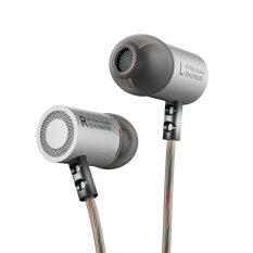 ขาย Kz Ed4 หูฟังเสียงใสมีไมค์ เบสหนัก สายถัก Lc Ofc 56 Core ใหม่