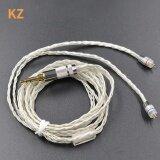 ขาย Kz Premium สายชุบเงินถัก สำหรับ Kz Zst Es3 Ed12 Zsr สีเงิน Kz ใน กรุงเทพมหานคร