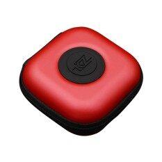 ราคา Kz Pu เคสเก็บหูฟังหนัง Pu คุณภาพดี สีแดง Kz ออนไลน์