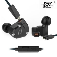 ส่วนลด Kz Zs6 2Dd 2Ba Hybrid 3 5Mm Audio Port In Ear Bass Earphones With Mic Running Sport Earbuds Intl Kz ใน จีน