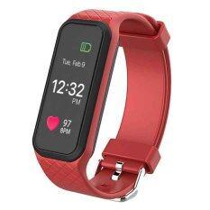 โปรโมชั่น L38I Color Fullscreen Smartband Dynamic Bluetooth Heart Rate Smart Bracelet For Ios And Android Intl Smart Watches ใหม่ล่าสุด