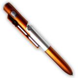 ราคา La Perla ปากกาสไตลัส 4 In 1 สำหรับ Smartphone Ipad สีส้ม