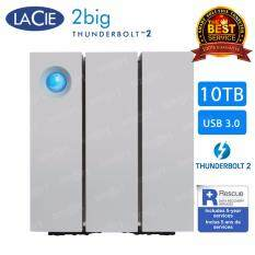 LaCie 12TB 2big Thunderbolt2 & USB 3.0 7200RPM (STEY12000400)