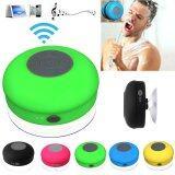 ขาย ลำโพง บลูทูธ กันน้ำ Bts 06 Waterproof Bluetooth Speaker สีเขียว เป็นต้นฉบับ