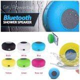 โปรโมชั่น ลำโพง บลูทูธ กันน้ำ Bts 06 Waterproof Bluetooth Speaker สีฟ้า ใน กรุงเทพมหานคร