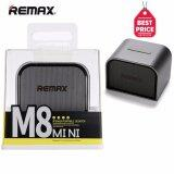 ส่วนลด ลำโพง Remax Spk Bluetooth Rb M8 Mini Gray Remax