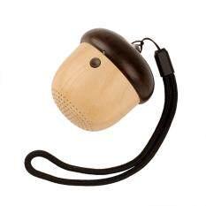 ขาย ลำโพงลายไม้ลูกเกาลัด Mini Portable Bluetooth Wooden Nut Speaker กรุงเทพมหานคร ถูก