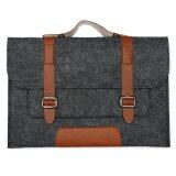 Laptop Wool Felt Bag Case For Apple 11 Macbook Air Deep Grey ใน Thailand