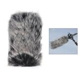 ขาย Large Size Outdoor Microphone Mic Furry Windscreen Windshield Cover M*ff For Takstar Sgc 598 Nonsha Na Q7 Rode Videomicshenggu Sg209 Or Other 15 5Cm 6 2In L D Microphones Outdoorfree Intl Unbranded Generic ถูก