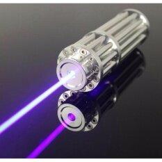 LASER POINTER B017 เลเซอร์ปืน กำลังสูง แสงสีฟ้าส่