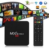 ซื้อ Lastest Version Mxq Pro Smart Android Box Android 7 1 Ram 1 Gb Rom 8 Gb Quad Core Amlogic S905W Black ใหม่ล่าสุด
