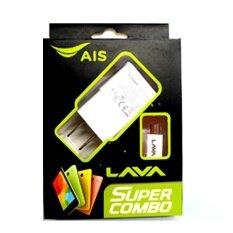 ทบทวน Lava Ais Lava หัวชาร์จ สาย Usb To Microusb Data Cable Original สีขาว Lava