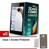 ขาย Lava Is Iris 750 8Gb Black Free Back Cover Screen Guard More Sim Ais โทรฟรี 3500 ฟรีอินเตอร์เน็ต 2Gb