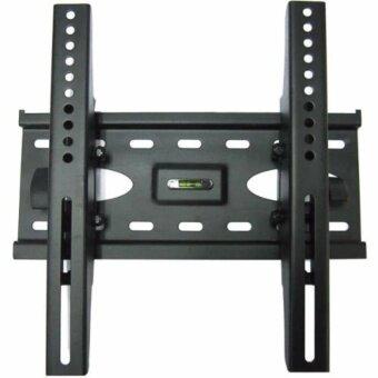 ชุดขาแขวนทีวี LCD LED ขนาด 14-32 นิ้ว TV Bracket แบบติดผนังฟิกซ์ (Black)