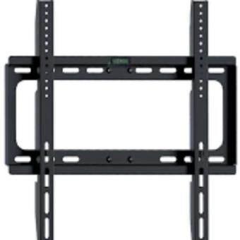 อิเล็กทรอนิกส์\tอุปกรณ์ทีวี\tขาแขวนทีวี\tชุดขาแขวนทีวี LCD LED ขนาด 14-32 นิ้ว TV Bracket แบบติดผนังฟิกซ์ (Black) ชุดขาแขวนทีวี LCD LED ขนาด 14-32 นิ้ว TV Bracket แบบติดผนังฟิกซ์ (Black)