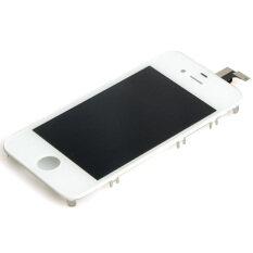 ซื้อ ชุดหน้าจอ Lcd สำหรับ Iphone 4 ขาว ใน จีน