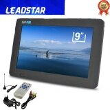 Leadstar 9Inch Dvb T T2 800X480 Resolution Portable Digital Analog Television Tv Intl เป็นต้นฉบับ