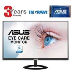 ซื้อ Led Monitor จอมอนิเตอร์ Asus Vz229He Eye Care Monitor 21 5 Inch Full Hd Ips Ultra Slim Frameless Flicker Free Blue Light Filter 3 Years By Ingram Asus Service Center