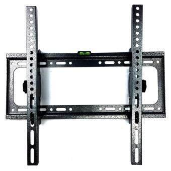 ขาแขวนทีวี จอปรับก้มเงยได้ ติดผนัง LEDLCDTV ขนาด 26\ -55\ Tilting Wall Mount tv bracket Flat panel tv wall mount Panel LED LCD TV(Black) BY OK999 SHOP