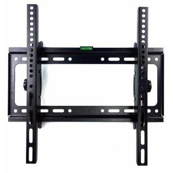 ขาแขวนทีวี จอปรับก้มเงยได้ ติดผนัง LEDLCDTV ขนาด 26\ -60\ Tilting Wall Mount tv bracket Flat panel tv wall mount Panel LED LCD TV(Black) BY OK999 SHOP