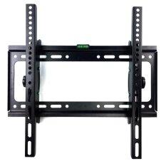 ขาย ขาแขวนทีวี จอปรับก้มเงยได้ ติดผนัง Led Lcd Tv ขนาด 26 60 Tilting Wall Mount Tv Bracket Flat Panel Tv Wall Mount Panel Led Lcd Tv Black ถูก ใน กรุงเทพมหานคร