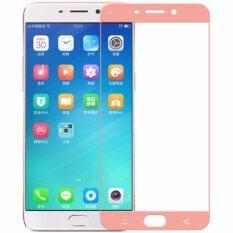 ขาย ซื้อ Leeco Oppo F1 Plus Full Frame Tempered Glass Screen Protector Rosegold Intl ใน จีน
