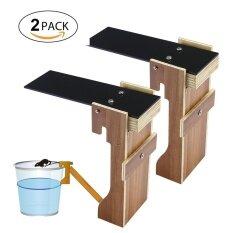 โปรโมชั่น Leegoal Plank Mouse Trap 2 Pack Humane Bucket Rat Traps Walk The Plank Mouse Trap Auto Reset No Drilling Required Kill Or Live Catch Mice Other Pests Rodents Intl ใน จีน