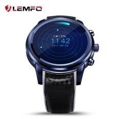 ทบทวน ที่สุด Orginal Lemfo Lem5 Pro โทรศัพท์สมาร์ทนาฬิกา Android 5 1 2 กิกะไบต์ 16 กิกะไบต์สนับสนุนซิมการ์ด Gps Wifi Smartwatch สำหรับผู้ชายผู้หญิง