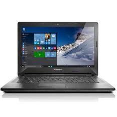 Lenovo G4135 (80M7001KTA) E1-7010/4GB/500GB/DOS - Black
