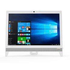 Lenovo IdeaCentre 310-20IAP P.J4205/4GB/500GB/1Y - White (F0CL0017TA)