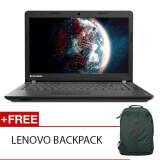 ขาย Lenovo Ideapad 300 14Ibr 80M2007Tta 14 Pentium N3710 1 6G 4Gb 500Gb Black Dos Lenovo เป็นต้นฉบับ