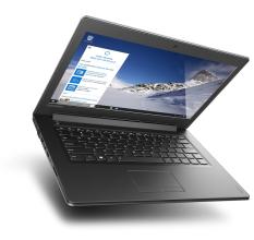 "Lenovo Ideapad 300-14IBR (80M2008VTA) C.N3060/2GB/500GB/14""/DOS - Black"