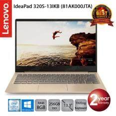 Lenovo IdeaPad 320S-13IKB (81AK009JTA) i3-7100U/8GB/256GB SSD/13.3/Win10 (Golden)