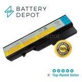Lenovo แบตเตอรี่ Ideapad G460 Notebook Battery แบตเตอรี่โน๊ตบุ๊ค Ideapad G460 Z370 Z570 B470 B570 V370 V470 Series เป็นต้นฉบับ