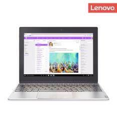 """Lenovo IdeaPad MIIX 320-10ICR (Wifi) 10.1"""" ATM X5 Z8350 RAM4GB HDD128GB W10 2Y (Platinum Silver)"""