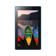 "Lenovo TAB3 7"" Essential 3G 8GB (Black) Free Folio case + Film"