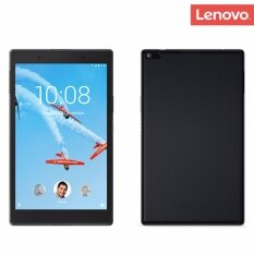 "Lenovo Tablet TAB4-8HD-8504X 8"" QC1.4 RAM2GB ROM16GB 4G LTE with Voice (Ebony Black)"
