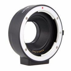 Lens Mount Adapter For Canon Eos Lens(ef & Ef-S) To Canon Eos M,m2,m3,m5,m6,m6 Ii,m10,m50,m100,m200,kiss M อะแดปเตอร์แปลงเลนส์ Canon Eos ทั้ง Ef,ef-S ไปใช้กับกล้อง Eos M,m2,m3,m5,m6,m10,m50,m100,kiss M Auto Focus ได้ Lens Mount Adapter.