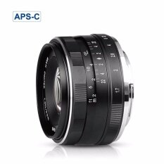 ราคา Lens Meike 35Mm F1 7 For Sony E Mount แมนนวลโฟกัส ใน ไทย