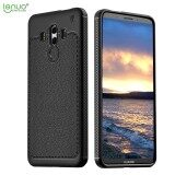 ซื้อ Lenuo Slim Tpu Shock Absorption Anti Scratches Flexible Soft Protective Case Cover For Huawei Mate 10 Pro Case Cell Phone Shell Intl Lenuo ถูก