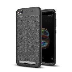 ราคา Lenuo ทีพียูซิลิโคน Dermatoglyph ป้องกันการระเบิดของอ่อนนุ่มโทรศัพท์มือถือสำหรับ Xiaomi Redmi 5A นานาชาติ ราคาถูกที่สุด